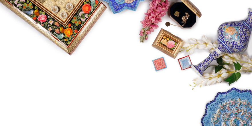 Persiada Persian Crafts Home Banner