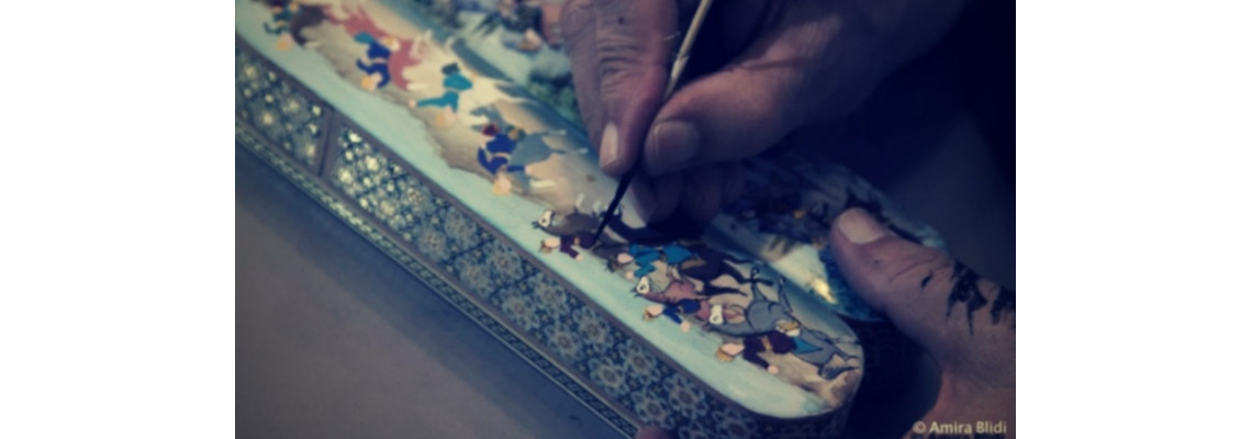 The True Story of Persiada Persian Handicrafts - Part II