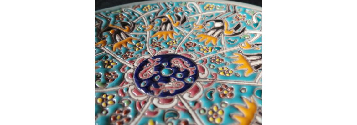 The Art of Pottery - Persian Handicrafts & Arts