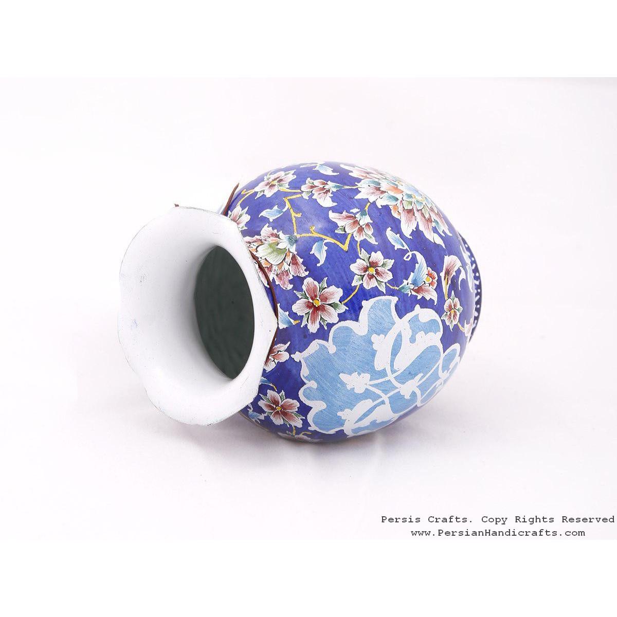 Enamel (Minakari) Mini Flower Vase - HE3704