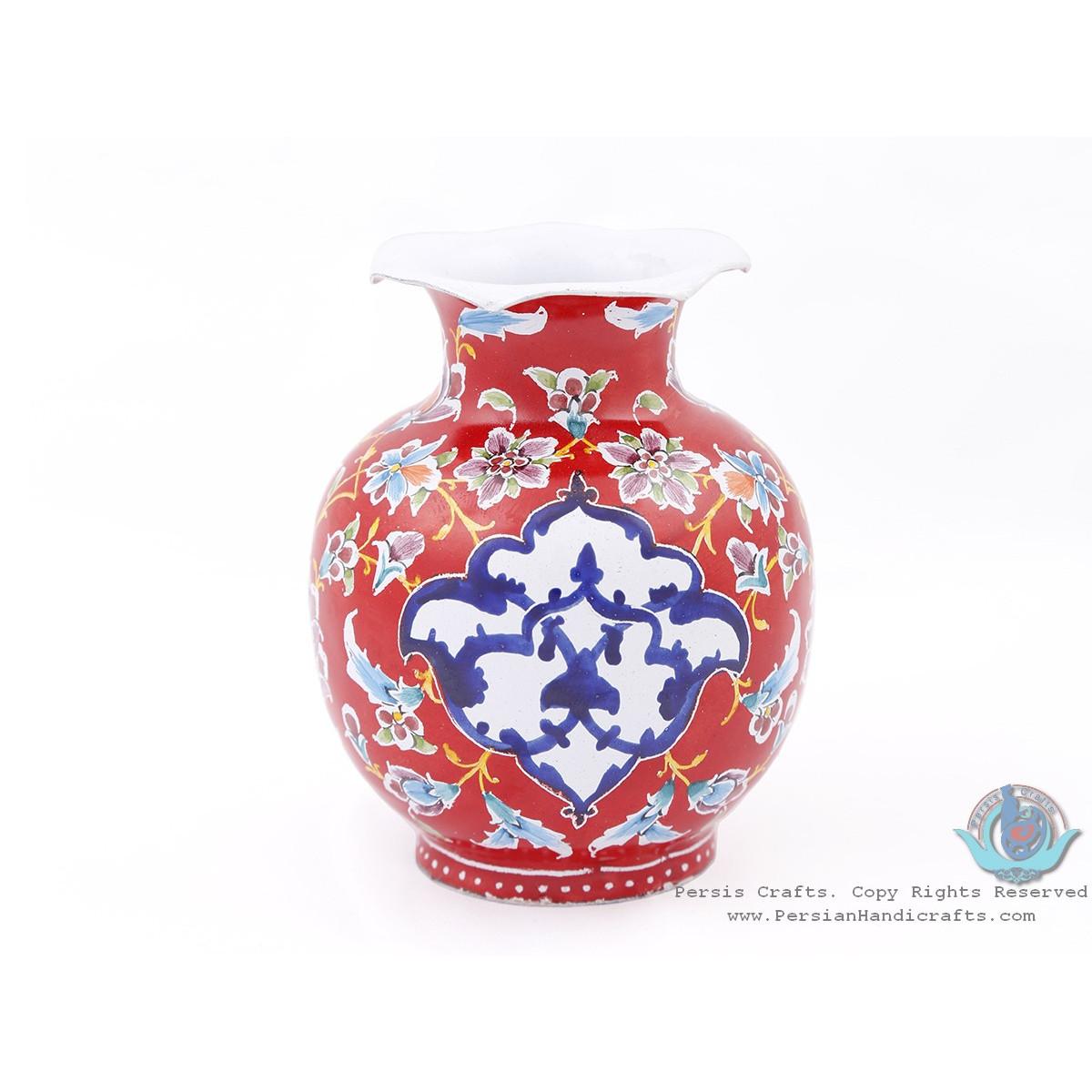 Enamel (Minakari) Mini Flower Vase - HE3802