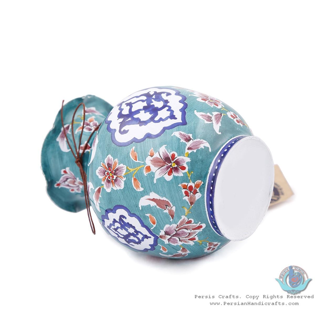 Enamel (Minakari) Mini Flower Vase - HE3805