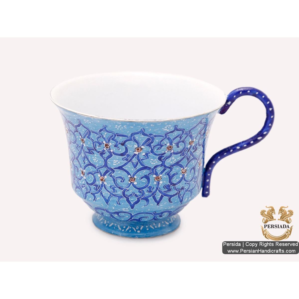 Tea Sugar Set | Hand Painted Minakari | Persiada HE5201