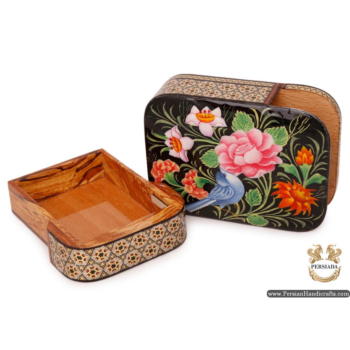 Slide in Box   Miniature Khatam Marquetry   Persiada HKH6106