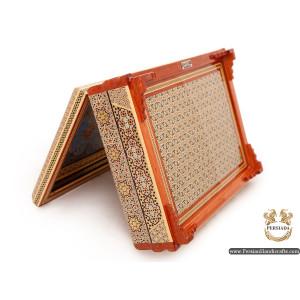Luxurious Jewellery Box | Classy Khatam Marquetry | Persiada HKH6112