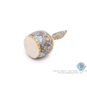 Miniature Persian Style Kohl Holder - HM3925-Persian Handicrafts