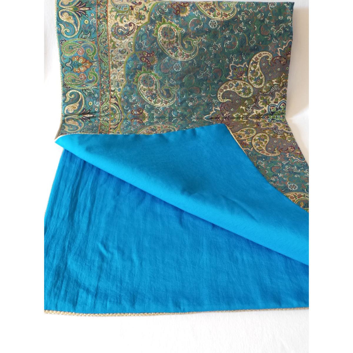 Termeh Luxury Tablecloth - HT2064-Persian Handicrafts