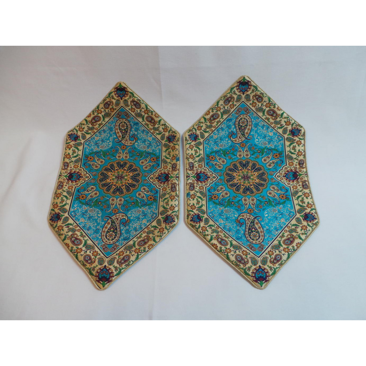 3PCS Termeh Luxury Tablecloth - HT3001