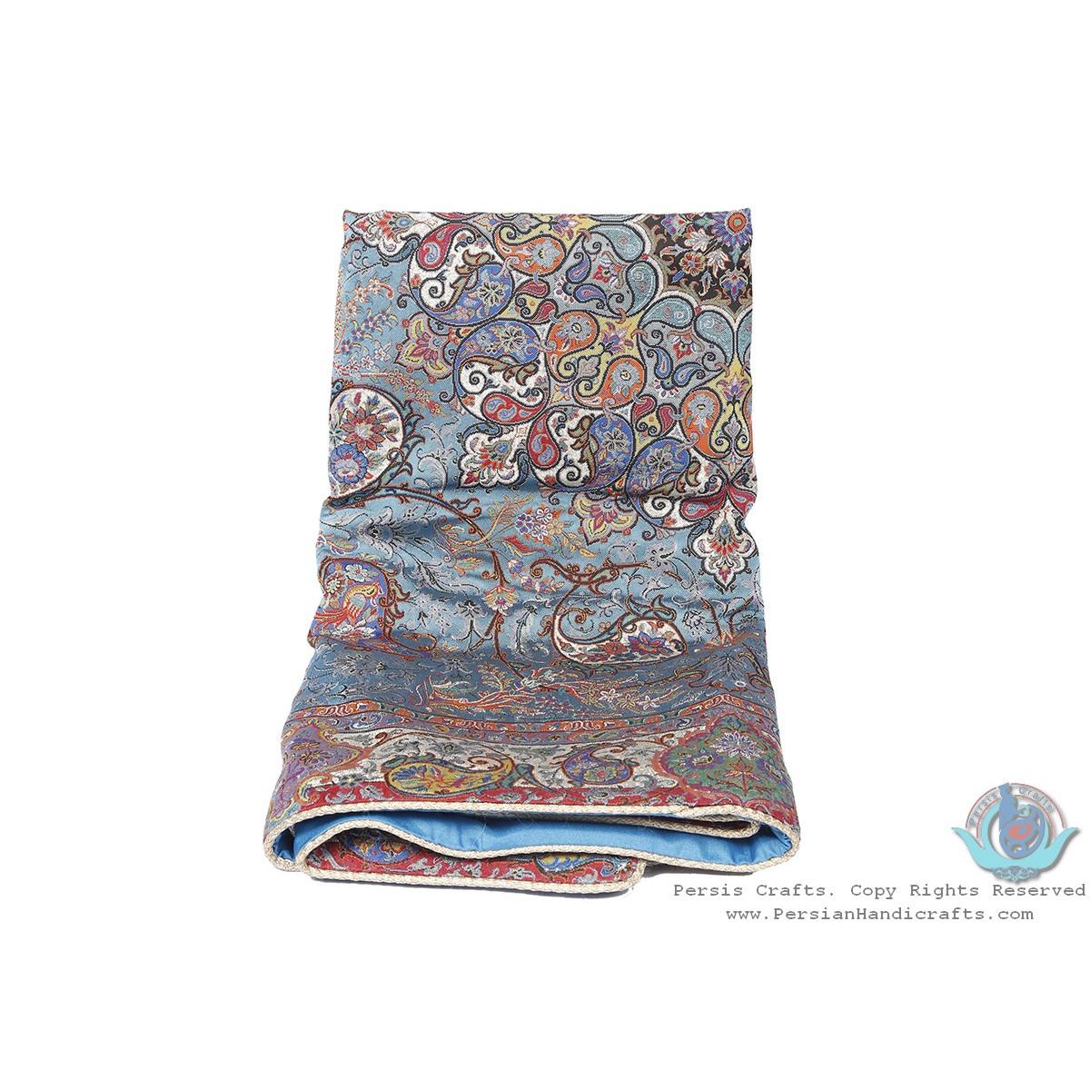 Classy Termeh Paisly & Toranj Design Tablecloth - HT3904-Persian Handicrafts