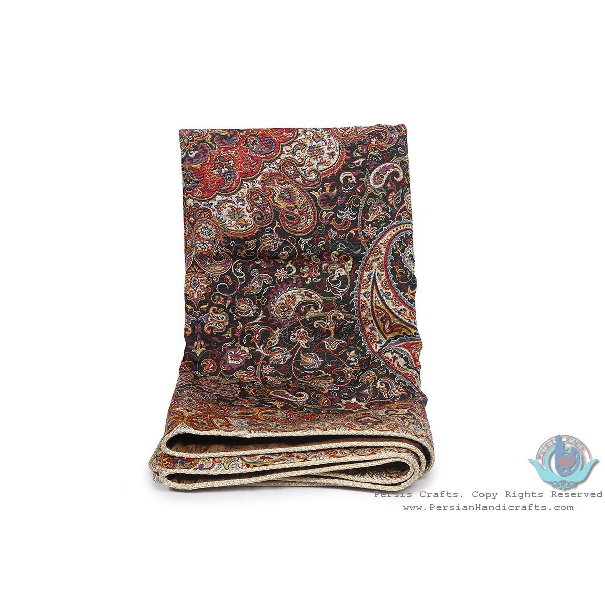 Privileged Termeh Paisly & Toranj Design Tablecloth - HT3905-Persian Handicrafts