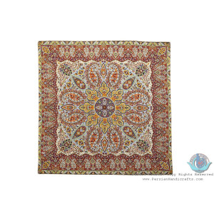 Privileged Termeh Paisly & Toranj Design Tablecloth - HT3906-Persian Handicrafts