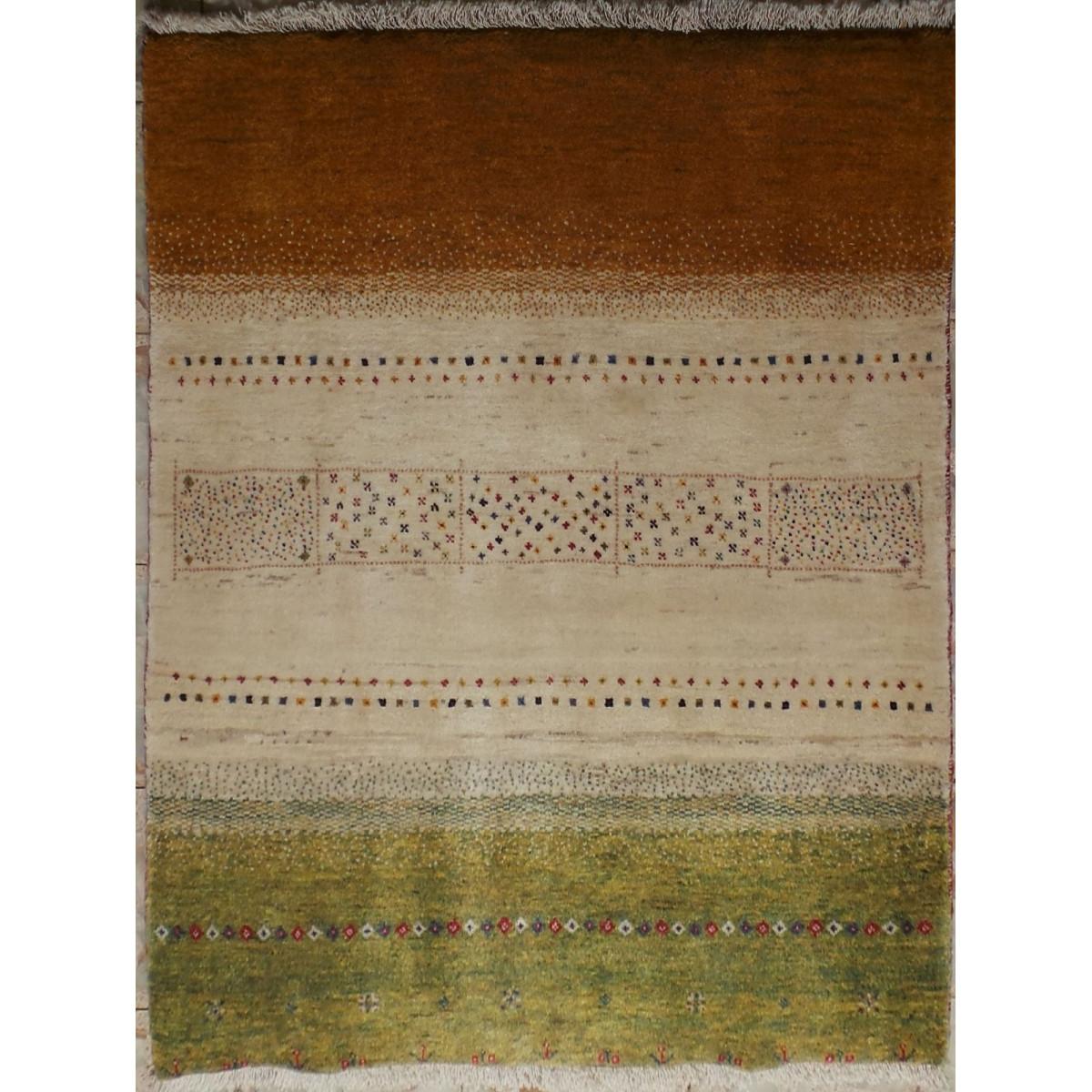 Persian Wool Gabbeh Rug - PRG013