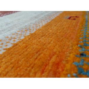Persian Wool Gabbeh Rug - PRG068-Persian Handicrafts