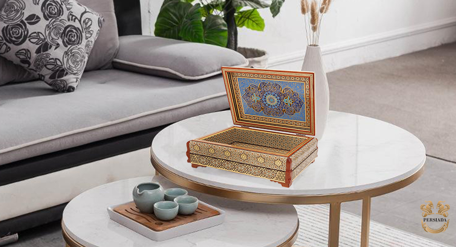 Decor Box-Persian Handicrafts-Persiada